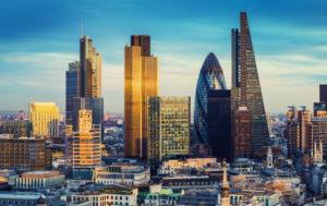 финансовый центр Лондон