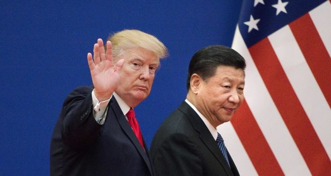 китай сша торговая война