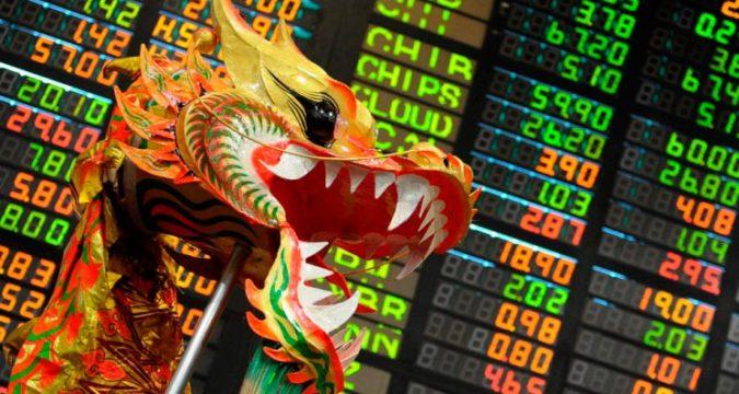 фондовый рынок китая