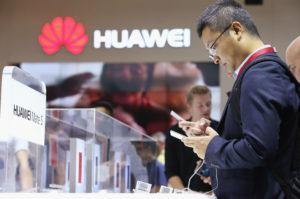 санкции Huawei США