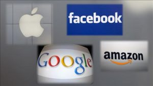 Facebook Amazon Apple Google
