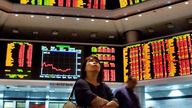 фондовая биржа в гонконге
